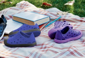 Kids Crocs Bump It Shoe lifestyle