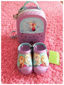 Girls' Creative Crocs Frozen Clog